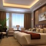 hotel room design plans